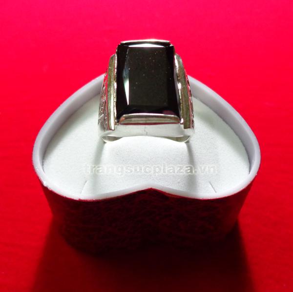 Nhẫn bạc nam NN302