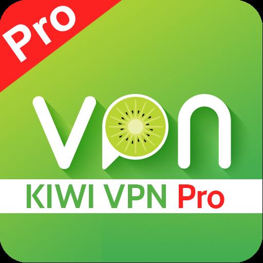 Kiwi VPN Pro (MOD, Unlimited Coin)