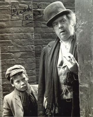 The Elephant Man - Freddie Jones and Fletcher Dexter