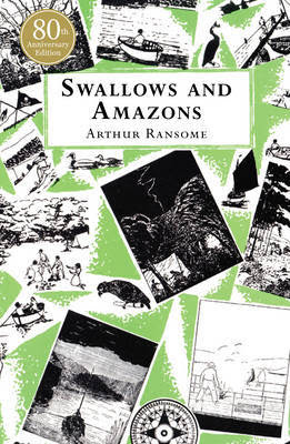 Swallows and amazons arthur ransome