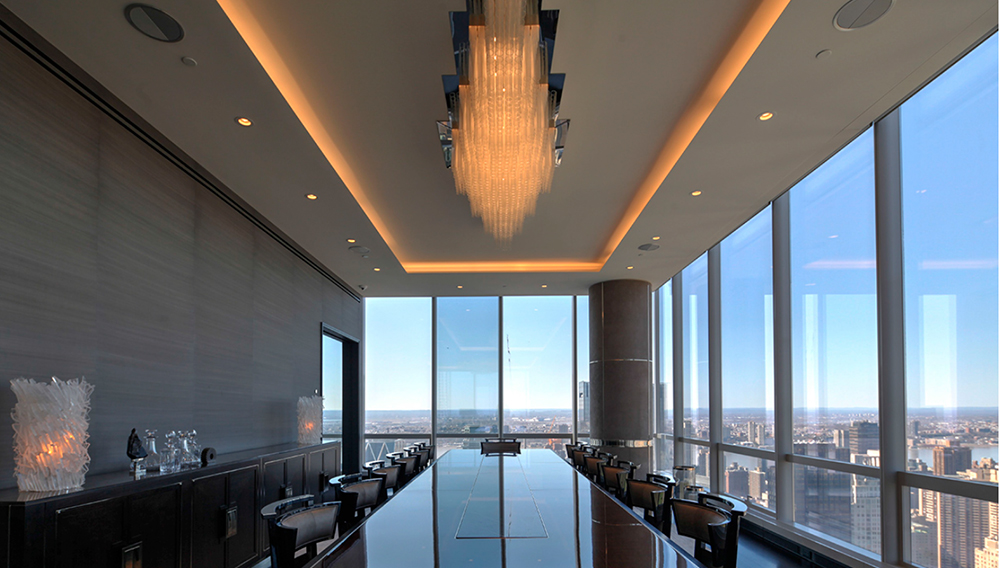 Conference room in Four Seasons London Ten Trinity Square