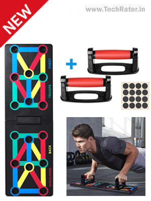 12-in-1 Body Building Exercise Tools