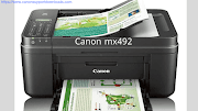 Canon mx492 Driver Softwar Free Download