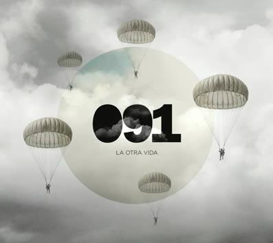 Fecha, portada y título del nuevo disco de 091