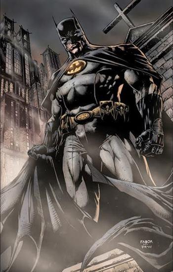 Batman es un superhéroe de DC Comics, el mejor de todos ellos