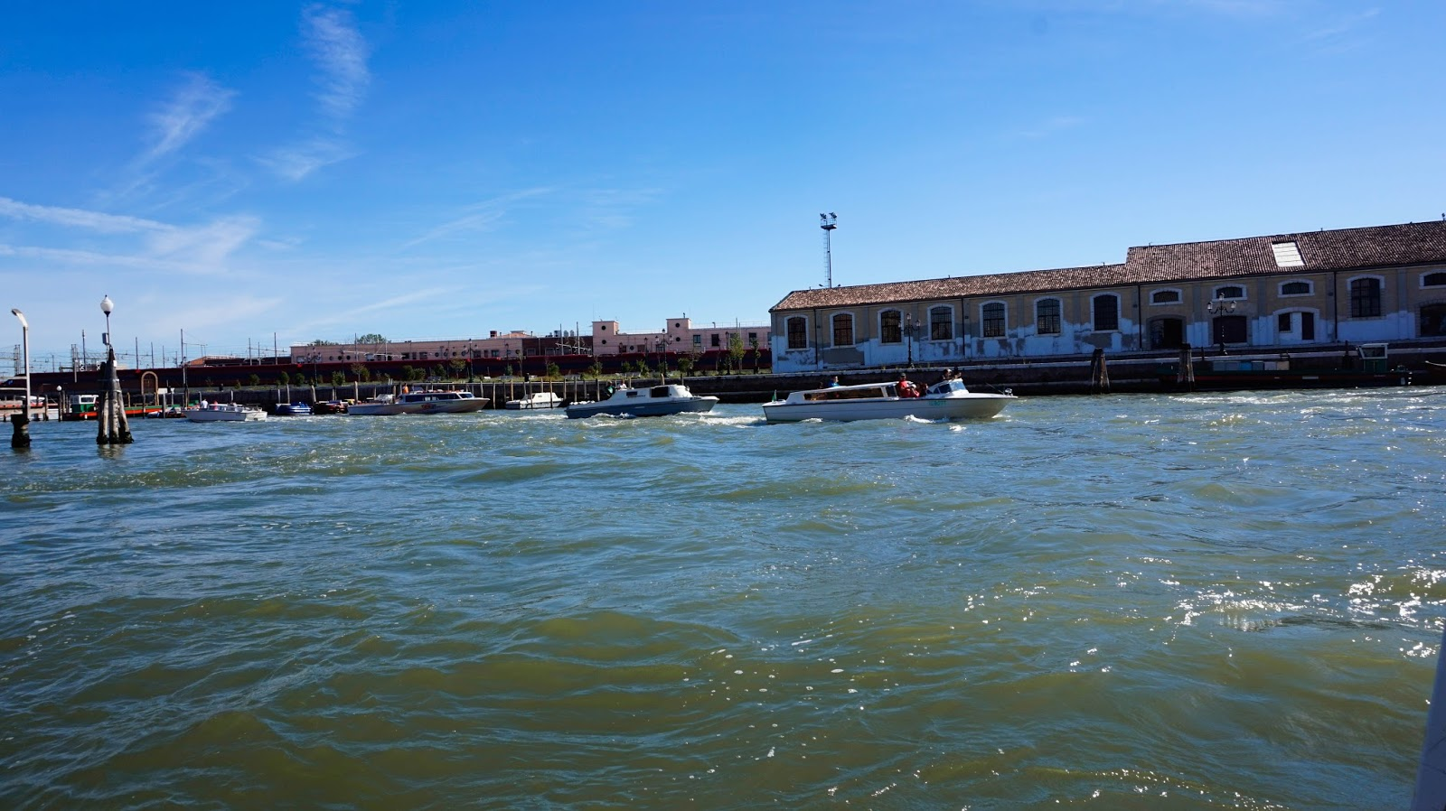 Can I Use  Day Travel Pass In Venice To Murano