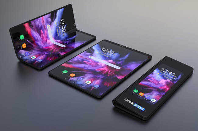 Samsung Galaxy Fold phone (5G Variant);Samsung Galaxy Fold phone;Top 5G Smartphones; Top 5G Smartphones coming in 2019