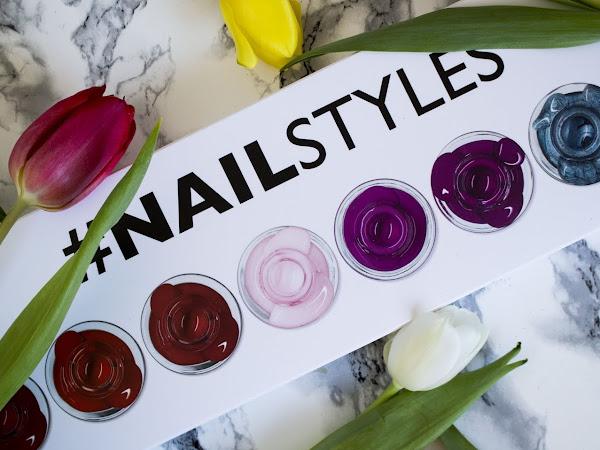 Alcina City Styles Neue Trendfarben für die Nägel