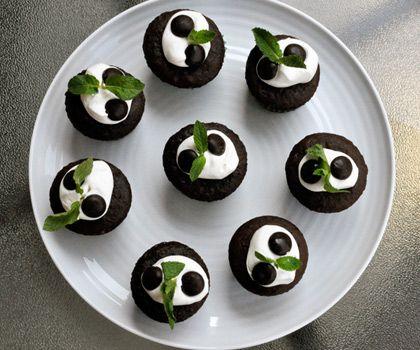 Junior Mints Cupcake Recipe