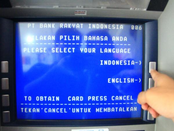 RA7A BAKBUDIK: Cara Mudah Ambil Uang Melalui ATM