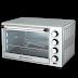 Christmas offers - Wonderchef Oven Toaster Griller OTG 60L Steel