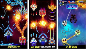 are you lot looking hither as well as at that spot to honour a agency to download Space Shooter: Milky Way Attack 1.375 Apk + Mod (Unlimited Everything + Money) for Android