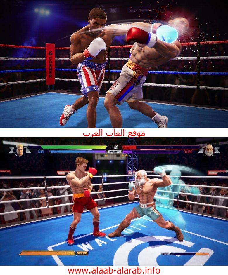 تحميل لعبة Big Rumble Boxing Creed Champions للكمبيوتر مجانا،تحميل لعبة Big Rumble Boxing Creed Champions