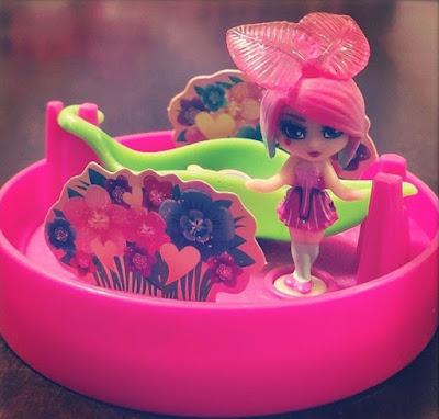 Кукла цветочница