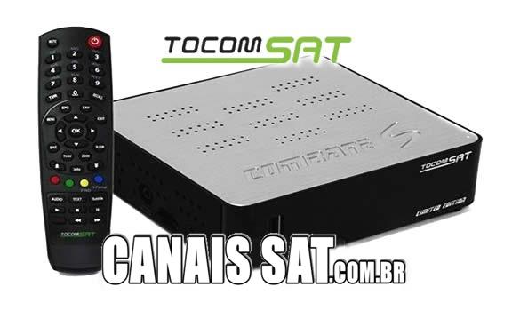 Tocomsat Combate S Limited Edition Atualização DRMCAM V2.007 - 28/12/2020