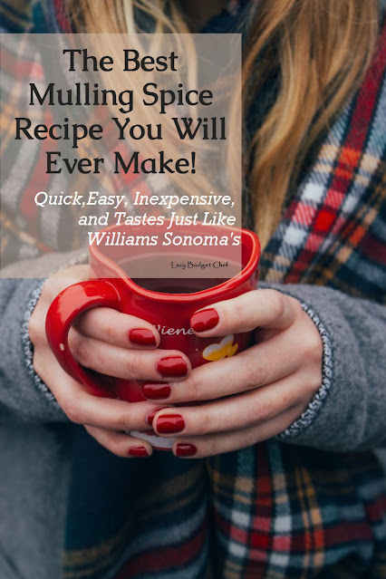 quick and easy mulled spiced wine recipe