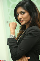 Actress Eesha Looks gorgeous in Blazer and T Shirt at Ami Tumi success meet ~  Exclusive 035.JPG