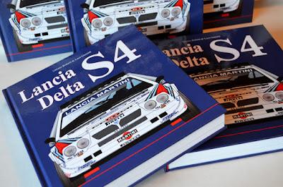 Lancia Delta S4 - the definitive book