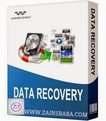 Wondershare Data Recovery 6.6.1.0 + Crack-www.zainsbaba.com