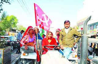 किसान आंदोलन का मुकद्दर बदल गया