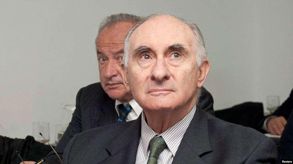 El expresidente de Argentina, Fernando de la Rúa, falleció a los 81 años / REUTERS