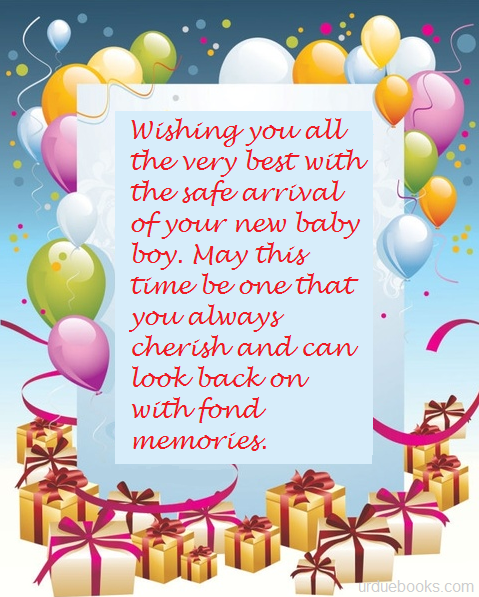 New Born Baby Wishes 9