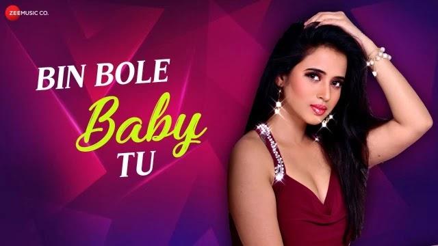 Bin Bole Baby Tu Lyrics - Jonita Gandhi   Parry G   Ronnie