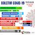 CONFIRA O BOLETIM COVID-19 DESTA SEGUNDA-FEIRA (19) EM PIATÃ