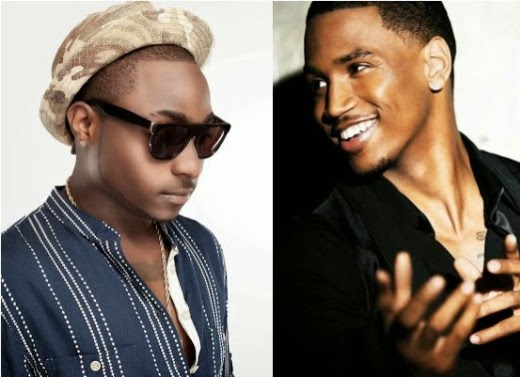 Davido Says He's Collaborating With Trey Songz Next