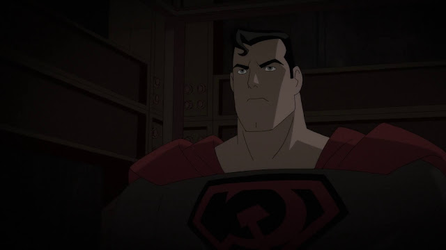 Superman Red Son 720p latino