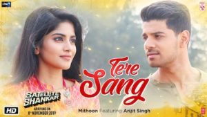 TERE SANG LYRICS ENGLISH MEANING - Arijit Singh | Satellite Shankar