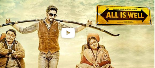 Watch All Is Well 2015 Hindi Online HD Full Movie Free Download ~ Download Free Punjabi Movies