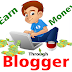 How to make money through  bloggers ! Earn money with blogger 2017