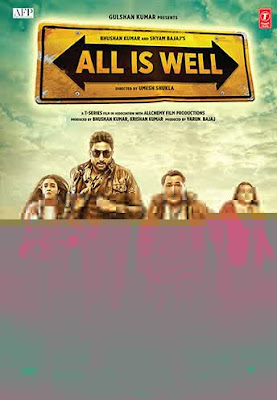 All Is Well (2015) DVDRip + Subtitle