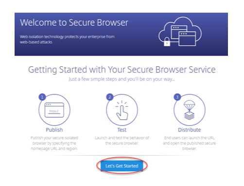Citrix Secure Browser