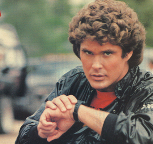 The Knight Rider's WatchFace for Android Wear - Technology Share
