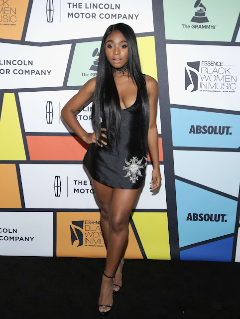 Normani Kordei – 8th Annual Black Women in Music in Los Angeles