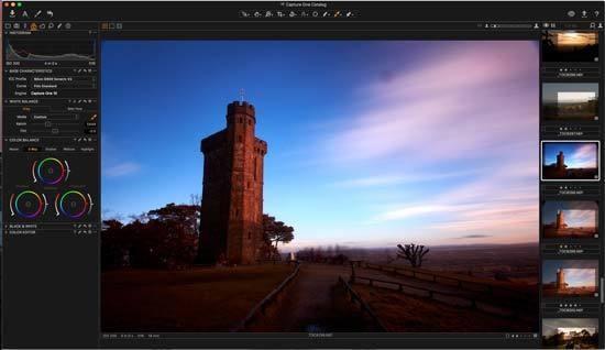 Screenshot Capture One Pro 12.1.3.2 Full Version