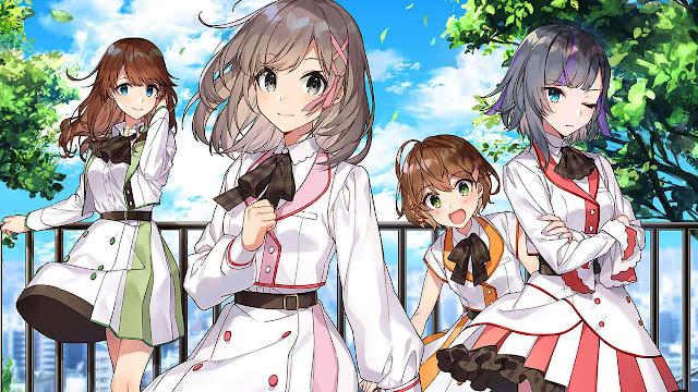 Juego para smartphones CUE! Idol-Training tendrá adaptación al anime