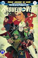 DC Renascimento: Arqueiro Verde #31