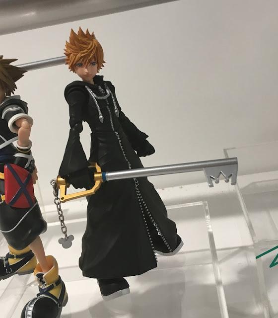 S.H.Figuarts Kingdom Hearts II Roxas