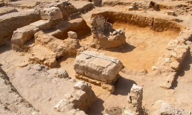 Αίγυπτος: Στο φως τα ερείπια εμπορικού κέντρου της ελληνορωμαϊκής εποχής