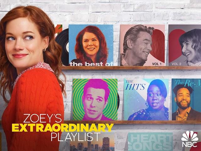 Zoey e a sua Fantástica Playlist - 1ª temporada