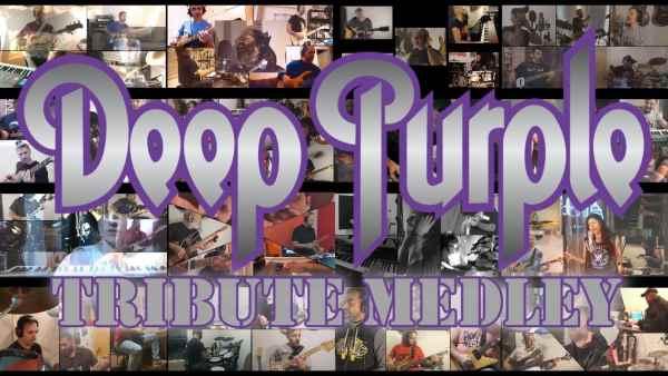 101 μουσικοί αποτίουν φόρο τιμής στους Deep Purple