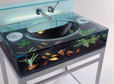 aquarium watafel