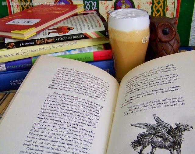 Butterbeer, la Cerveza de Mantequilla de Harry Potter