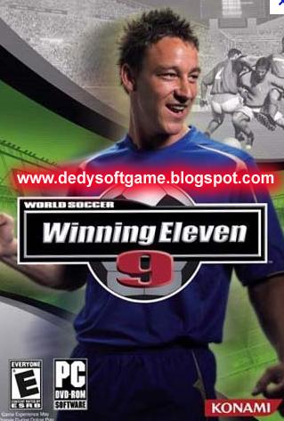 Winning Eleven 9 WE Versi Full Dengan Serial dan Crack ...