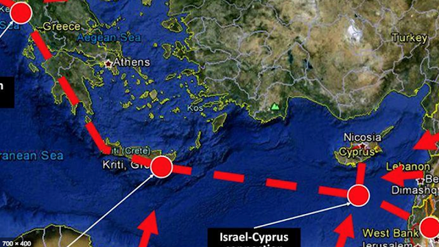 East Med Gas Forum: Ισχυρό γεωστρατηγικό μήνυμα απέναντι στην τουρκική προκλητικότητα