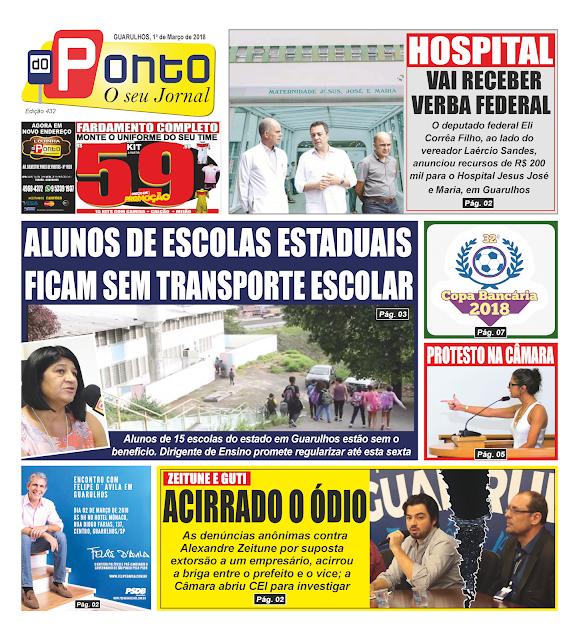 Jornal Folha do Ponto - Edição 432