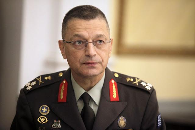 Ο Αλκιβιάδης Στεφανής στο Συνέδριο Αρχηγών Ευρωπαϊκών Στρατών - Tι συζητήθηκε